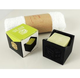 Master Brush Soap and Towel